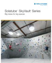 Solatube®  SkyVault®  Series