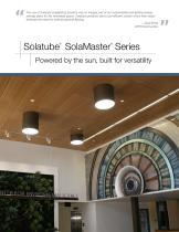Solatube® SolaMaster Series Folio