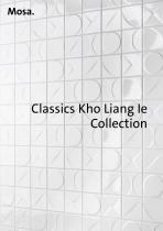 Mosa Classics Kho Liang Ie Collection