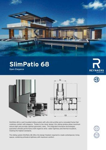 SlimPatio 68