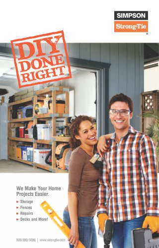 DIY Done Right - Make Your Home Projects Easier