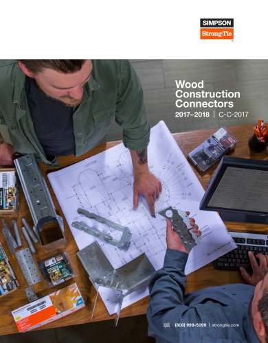 Wood Construction Connectors