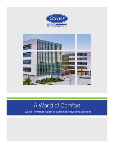 A World of Comfort