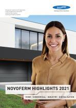 NOVOFERM HIGHLIGHTS 2021