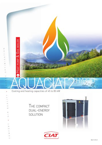 Aquaciat 2 Hybrid - NA1376C