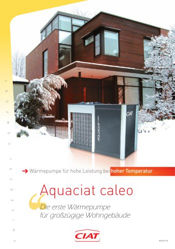 AQUACIAT CALEO - ND0921B