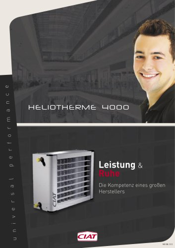 HELIOTHERME H 4000 - ND0812C