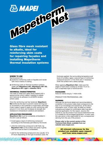 MAPETHERM NET