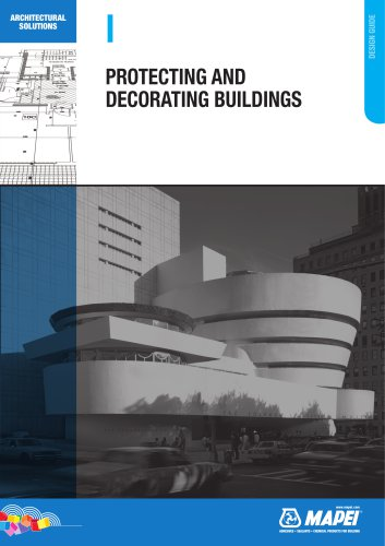 Protecting and decorating buildings