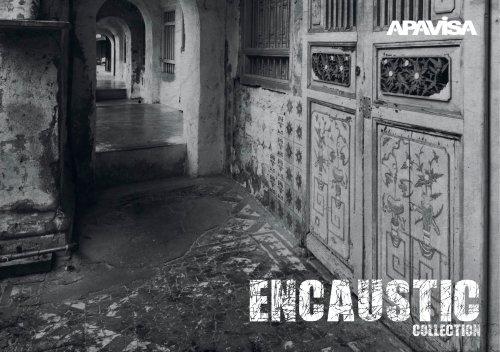 Encaustic collection