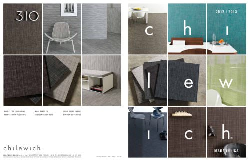 Chilewich Contract 2012 / 2013 Collection