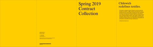Spring 2019 Contract Collection