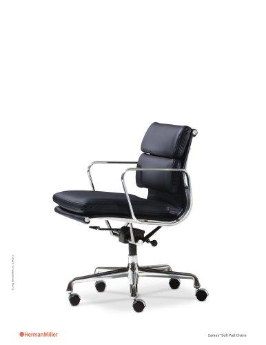 Eames Soft Pad Chairs Product Sheet