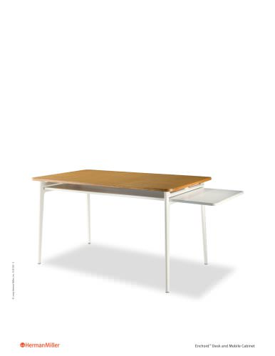 Enchord Desk and Mobile Cabinet Product Sheet