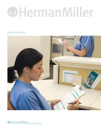 Ethospace Nurses Station brochure