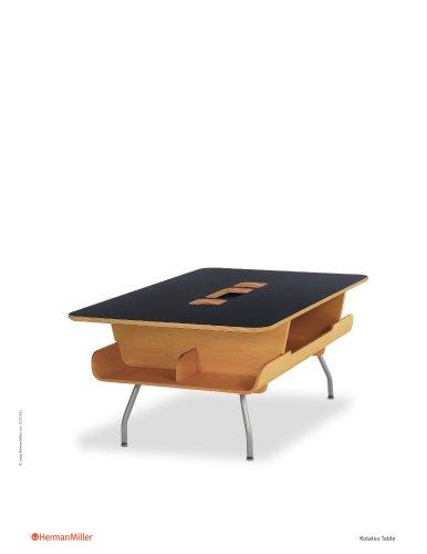 Kotatsu Table Product Sheet