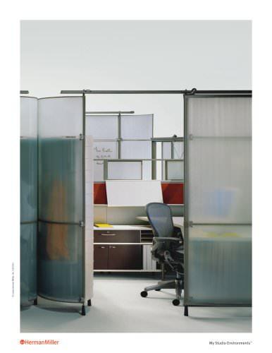 My Studio Environments brochure