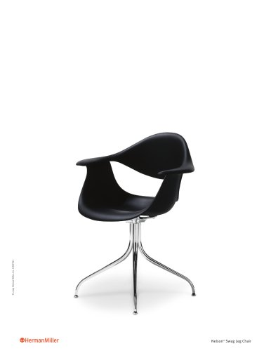 Nelson Swag Leg Chair Product Sheet