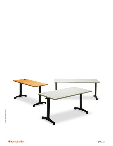 Q Tables Product Sheet