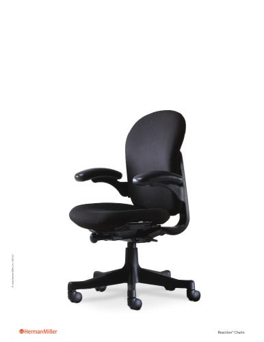 Reaction Chairs Product Sheet