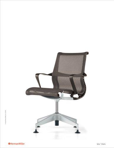 Setu Chairs brochure