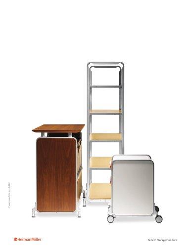 Teneo Storage Furniture brochure