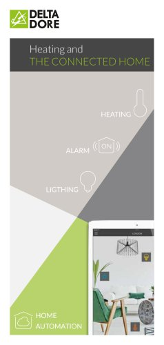 Heating and THE CONNECTED HOME