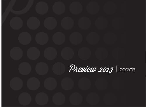 PREVIEW SALONE MILANO 2013