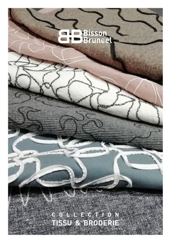 BRODERIES -EMBROIDERIES