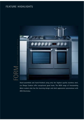 AEG - cooking