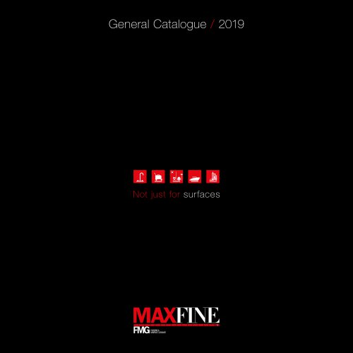General Catalogue / 2019