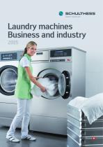 Laundry Machines Business and Industry