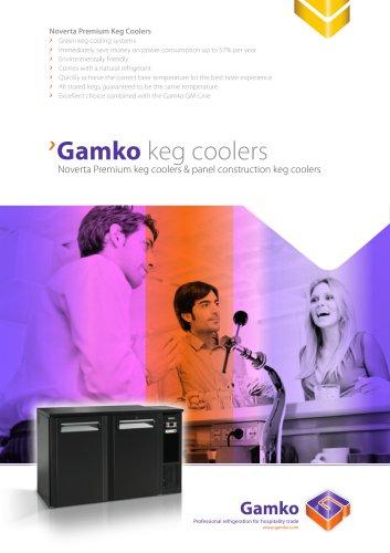 Gamko keg coolers