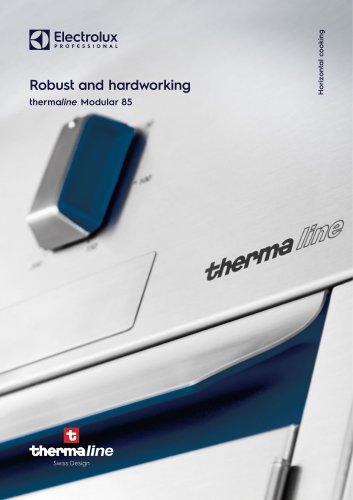 Electrolux Professional thermaline 85 modular cooking