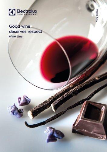 Electrolux Professional Wine Line