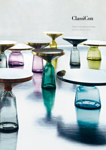 ClassiCon Classic Contemporary Design Bell Series, Sebastian Herkner