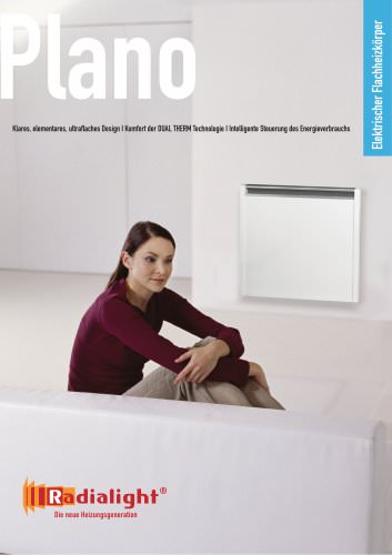PLANO DUAL THERM HEIZUNG