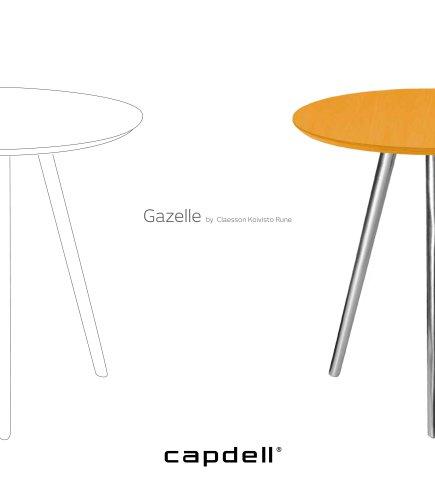 Gazelle by Claesson Koivisto Rune