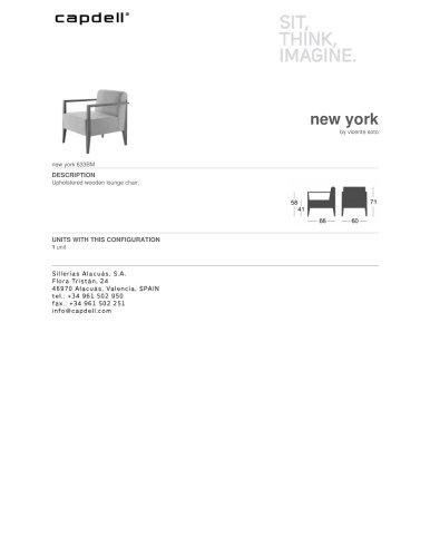 new york 633BM