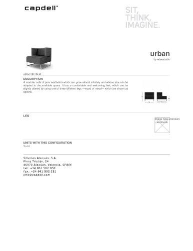 urban BUTACA