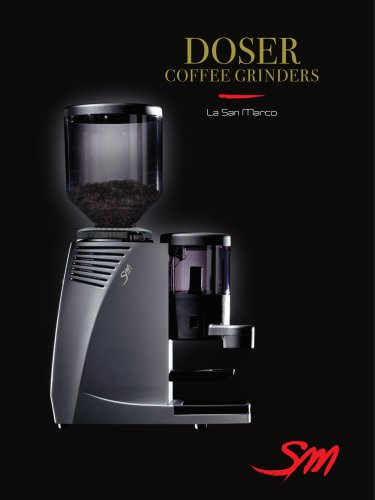 DOSER COFFEE GRINDERS
