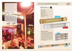 Intelligente Lösungen. Das innovative Heiz- und Kühlsystemsortiment mit Infrarot-Kurzwellentechnologie - 3