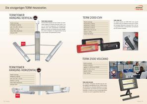 Intelligente Lösungen. Das innovative Heiz- und Kühlsystemsortiment mit Infrarot-Kurzwellentechnologie - 5