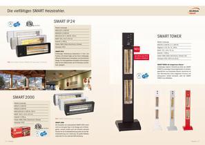 Intelligente Lösungen. Das innovative Heiz- und Kühlsystemsortiment mit Infrarot-Kurzwellentechnologie - 6