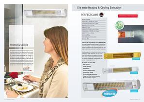 Intelligente Lösungen. Das innovative Heiz- und Kühlsystemsortiment mit Infrarot-Kurzwellentechnologie - 8
