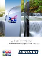 Waschstrasse TBS-50