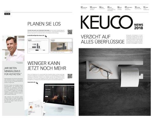 KEUCO News