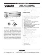 REFRIGERATED EQUIPMENT STANDS