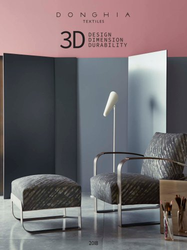 Donghia - 2018 Textile Catalogue