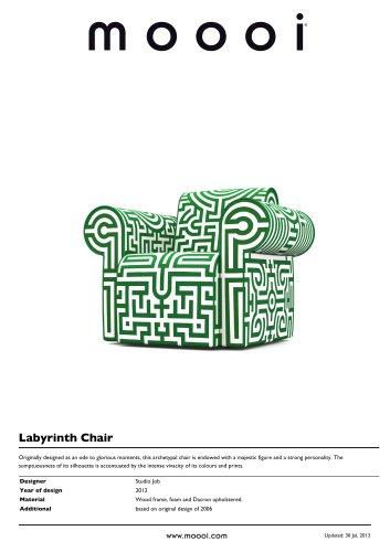 Labyrinth Chair